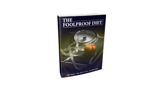 The Foolproof Diet Header